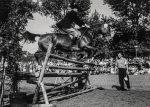 1949 Turnier im Deutz Kolter mit Falkenspiel