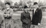 1950 Turnier in Jülich Elmar Stotk, Hans Theo Kolter, Peter Heidkamp