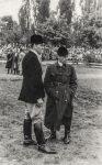 1950 Turnier in Jülich Hans Theo Kolter, Peter Heidkamp