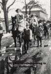 1961 Karnevalsdienstag in Dellbrück
