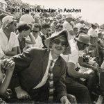 1961 Ralf Hamacher in Aachen