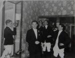 1962 Hochzeit Rotkranz