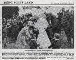 1966 Hochzeit Hamacher 5.7.1966