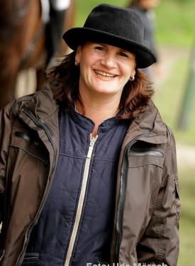 Sabine Heckmann: Vorstand Schriftführerin